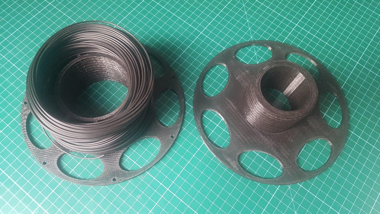 Szpula na filament refil